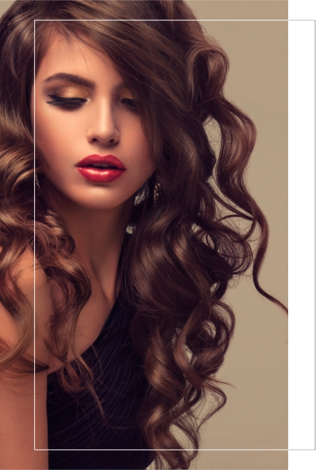 лазерно генериране на коса